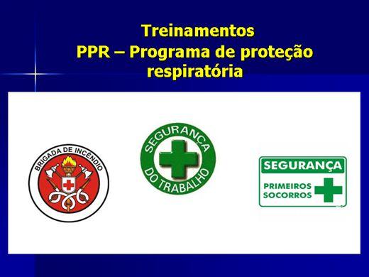 Curso Online de PPR - Programa de proteção respiratória