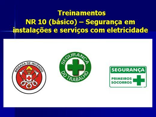 Curso Online de NR 10 (Basico) - Segurança em instalações e serviços com eletricidade