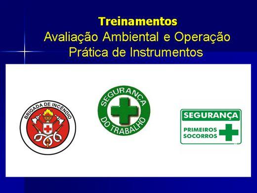Curso Online de Avaliação Ambiental e Operação Prática de Instrumentos