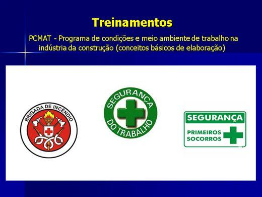 Curso Online de PCMAT - Programa de condições e meio ambiente de trabalho na indústria da construção