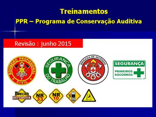 Curso Online de PCA - Programa de Conservação Auditiva