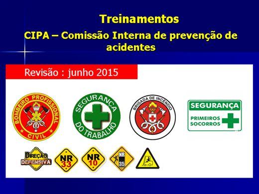 Curso Online de CIPA - treinamento para Cipeiros