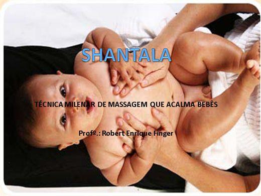 Curso Online de SHANTALA