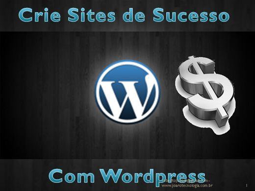 Curso Online de Como Criar e Gerenciar seu site usando Wordpress - Versão 2