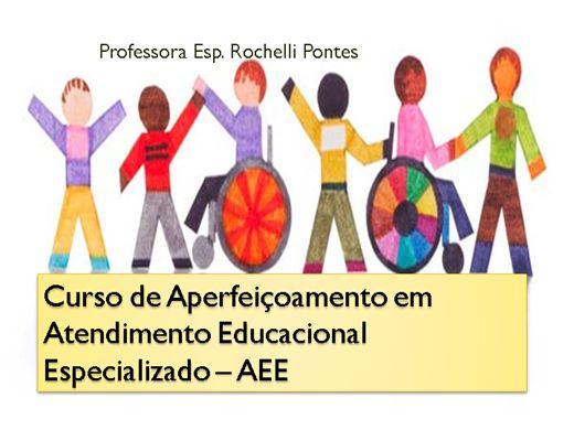 Curso Online de Curso de Aperfeiçoamento em Atendimento Educacional Especializado - AEE