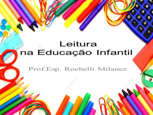 Curso Online de Leitura na Educação Infantil