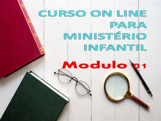 Curso Online de Ministério Infantil