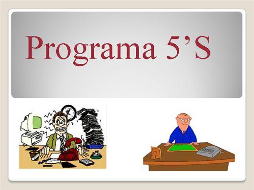 Curso Online de Metodologia 5'S