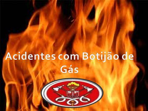 Curso Online de acidentes com gás de cozinha