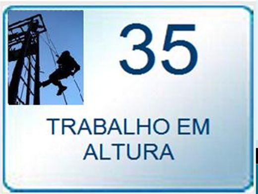 Curso Online de NR 35 TRABALHO EM ALTURA