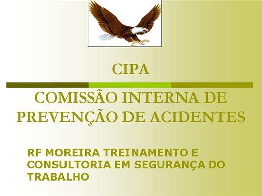 Curso Online de CURSO DA CIPA COMPLETO COM 139 SLIDES