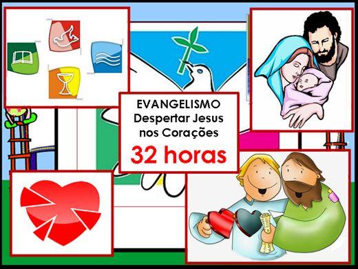 Curso Online de EVANGELISMO - Despertar Jesus nos Corações