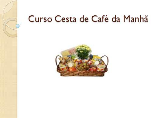 Curso Online de Cesta de Café da Manhã