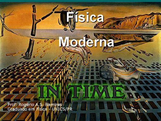 Curso Online de Física Moderna