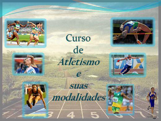 Curso Online de Atletismo e suas Modalidades