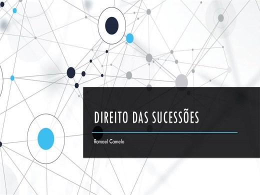 Curso Online de Direito das Sucessões