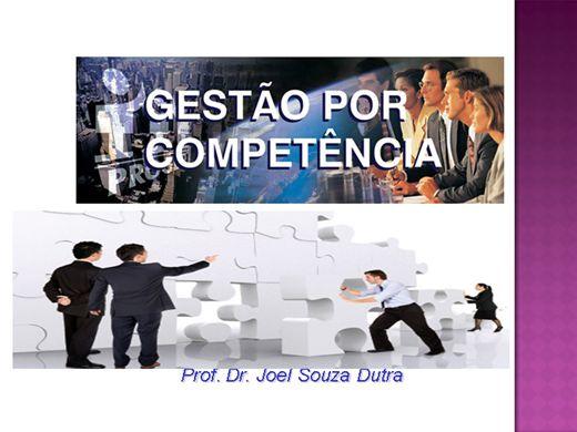 Curso Online de Gestão por Competências
