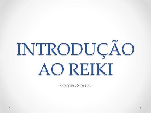 Curso Online de Introdução ao Reiki