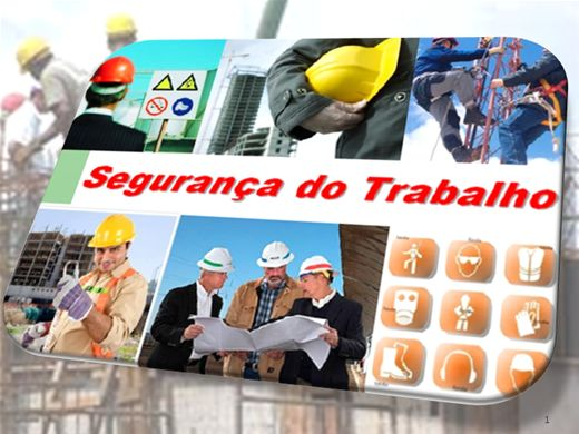 Curso Online de Introdução à Saúde e Segurança de Trabalho
