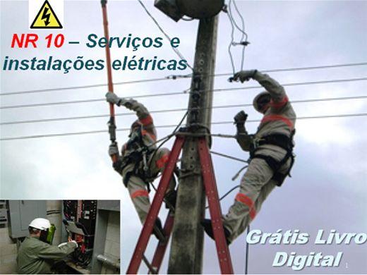 Curso Online de NR 10 - Segurança em Instalações e Serviços de Eletricidade