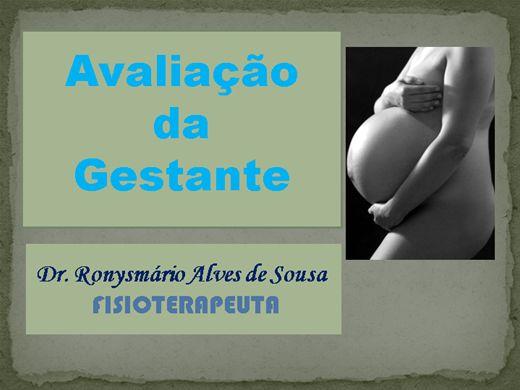 Curso Online de Avaliação da gestante na fisioterapia