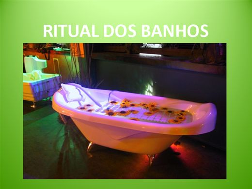 Curso Online de RITUAL DOS BANHOS