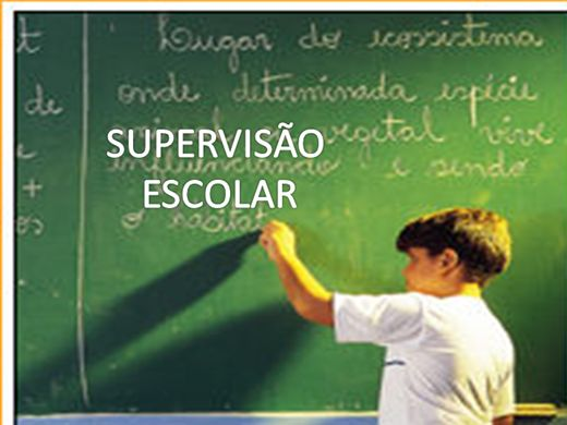 Curso Online de Supervisão  Escolar