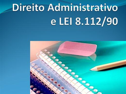 Curso Online de Direito Administrativo e Lei 8.112/90