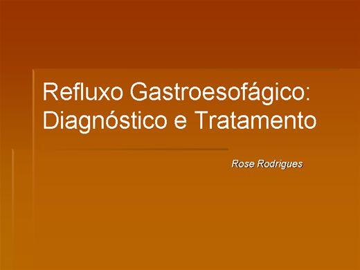 Curso Online de Doença do Refluxo Gastroesofageano:Diagnóstico e Tratamento