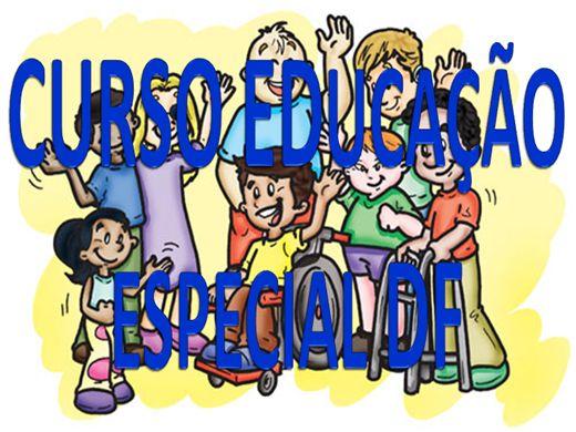 Curso Online de EDUCAÇÃO ESPECIAL DF