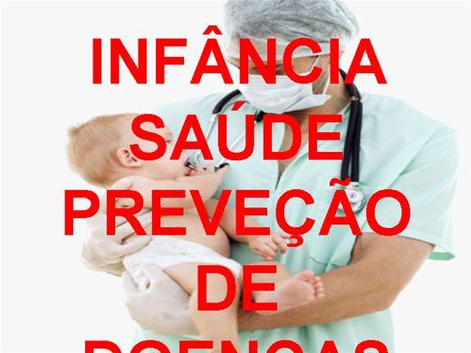 Curso Online de CURSO INFANCIA SAÚDE PREVENÇÃO DE DOENÇAS