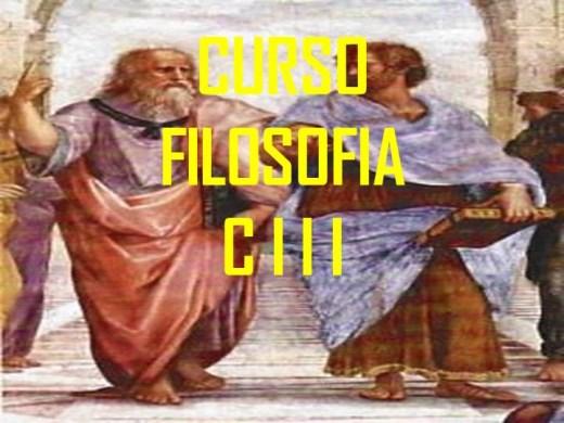 Curso Online de CURSO FUNDAMENTOS FILOSOFICOS