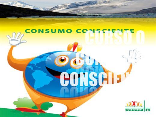 Curso Online de CURSO O CONSUMO CONSCIENTE