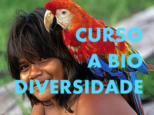 Curso Online de CURSO A BIODIVERSIDADE