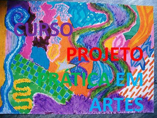 Curso Online de CURSO PROJETO PRÁTICA EM ARTES
