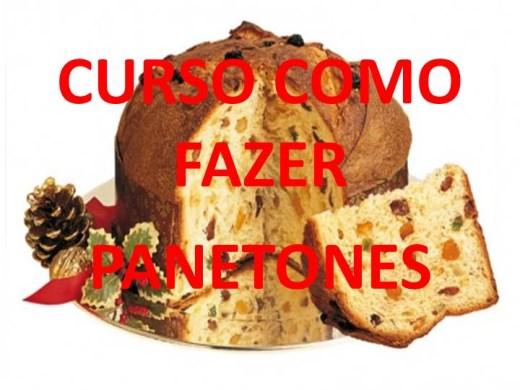 Curso Online de CURSO COMO FAZER  PANETONES