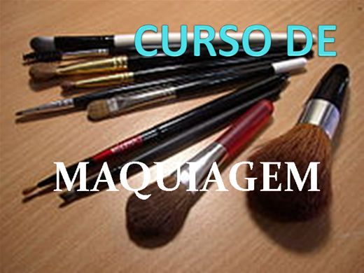 Curso Online de CURSO DE MAQUIAGEM