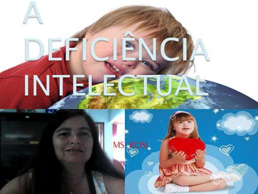 Curso Online de A DEFICIÊNCIA INTELECTUAL ?