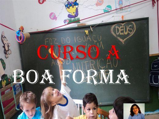 Curso Online de A BOA FORMA
