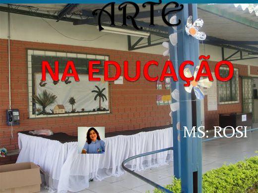 Curso Online de CURSO ARTE NA EDUCAÇÃO