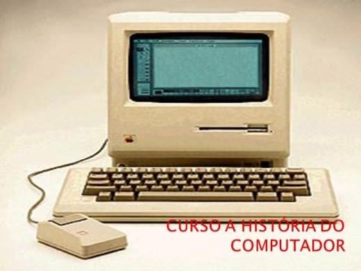 Curso Online de CURSO A HISTÓRIA DO COMPUTADOR