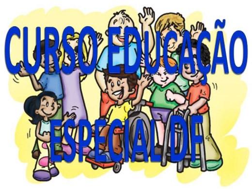 Curso Online de CURSO EDUCAÇÃO ESPECIAL DF