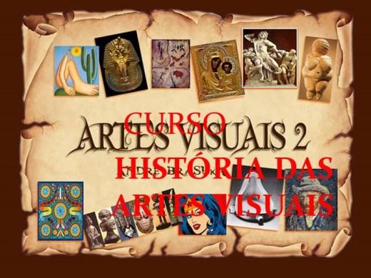 Curso Online de CURSO HISTÓRIA DAS ARTES VISUAIS