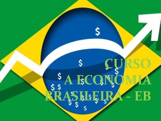 Curso Online de CURSO A ECONOMIA BRASILEIRA - EB