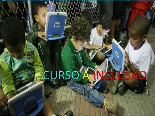 Curso Online de CURSO A INCLUSÃO