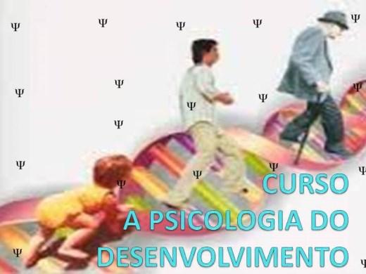 Curso Online de CURSO A PSICOLOGIA DO DESENVOLVIMENTO