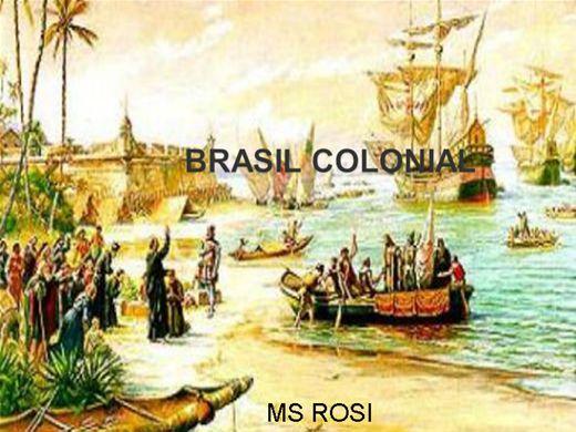 Curso Online de CURSO BRASIL COLONIAL