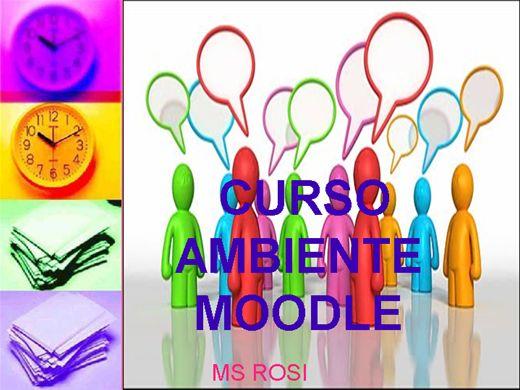 Curso Online de CURSO AMBIENTE MOODLE
