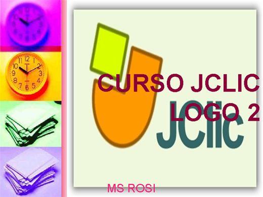 Curso Online de CURSO JCLIC LOGO 2