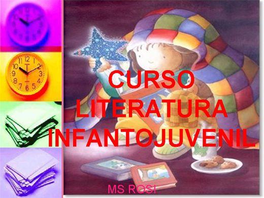 Curso Online de CURSO LITERATURA INFANTOJUVENIL